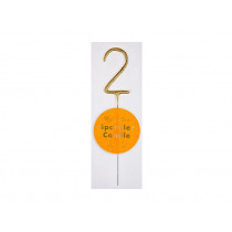 Meri Meri Mini SPARKLER #2 gold