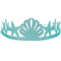 Meri Meri 8 Party Crowns MERMAID