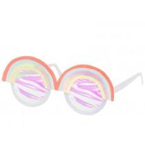 Meri Meri 12 Party Glasses RAINBOW