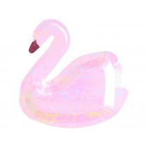 Meri Meri 8 Party Plates ROYAL SWAN
