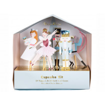 Meri Meri Cupcake Kit THE NUTCRACKER