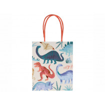Meri Meri 8 Party Gift Bags DINOSAUR KINGDOM
