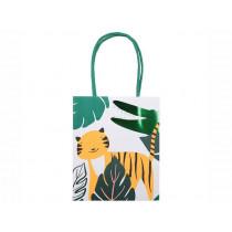 Meri Meri 8 Party Gift Bags JUNGLE Go Wild