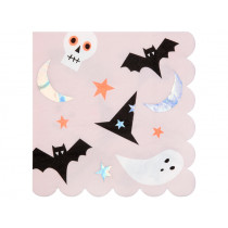 Meri Meri Large Napkins HALLOWEEN ICONS