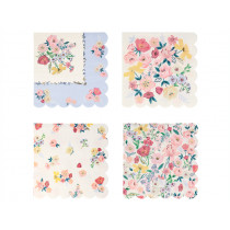 Meri Meri 16 Napkins ENGLISH GARDEN