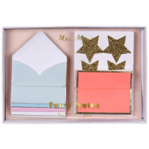 Meri Meri 6 Mini Letter Set FAIRY NOTES