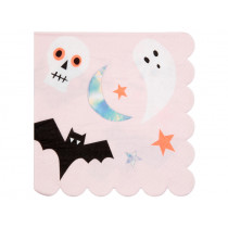 Meri Meri Small Napkins HALLOWEEN ICONS