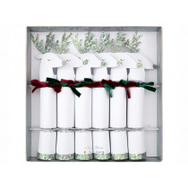 Meri Meri 6 Large Party Crackers REINDEER