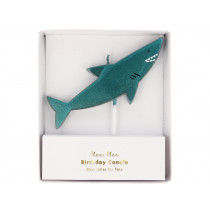 Meri Meri XL Cake Candle SHARK
