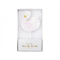 Meri Meri XL Cake Candle SWAN