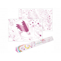 Meri Meri XL Colouring Posters UNICORN