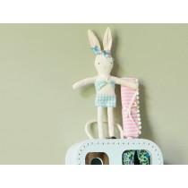 Meri Meri Mini Doll in Suitcase BUNNY & CARAVAN