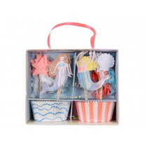 Meri Meri Cupcake Set Mermaids