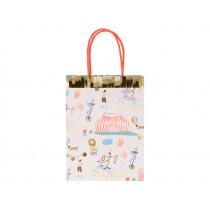 Meri Meri 8 Party Gift Bags CIRCUS PARADE