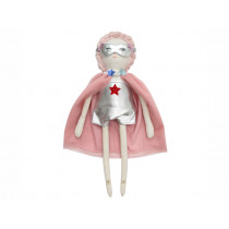 Meri Meri Dolly Dress Up Set SUPERHERO