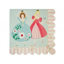 Meri Meri Large Party Napkins I'm a Princess
