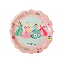 Meri Meri I'm a Princess Party Plates large