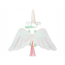 Meri Meri Dress Up Kit WINGED UNICORN 3-6 yrs.