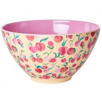 RICE salad bowl PEACH