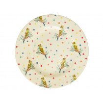 RICE Melamine Side Plate BUDGIE