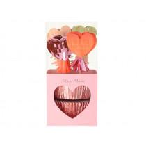 Meri Meri Cupcake Kit PINATA HEARTS