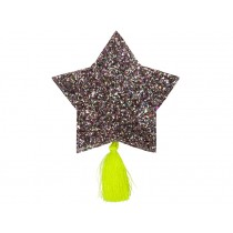 Meri Meri Coin Purse STAR glitter