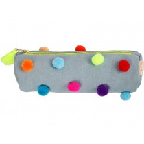 Meri Meri Pencil Case POMPOMS