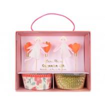 Meri Meri Cupcake Set FAIRIES