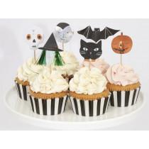 Meri Meri Cupcake Kit HALLOWEEN MOTIF