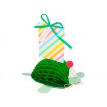 Meri Meri 3D Greeting Card TORTOISE