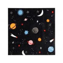 Meri Meri Small Napkin SPACE