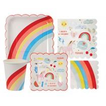 Meri Meri Cardboard Unicorn & Rainbow