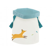 Moulin Roty fabric basket large FOX