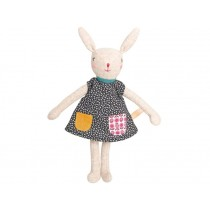 Moulin Roty Soft Toy Rabbit Camomille