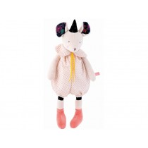 Moulin Roty Mouse Doll with JUMPSUIT