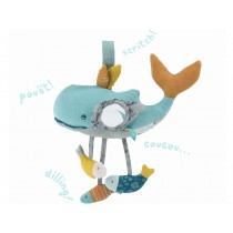 Moulin Roty Activity Toy WHALE
