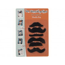 Moulin Roty 6 Piece Moustache Set