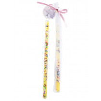 Moulin Roty Magic Wand GLITTER yellow