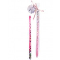 Moulin Roty Magic Wand GLITTER pink