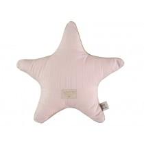 Nobodinoz Star Cushion Aristote Honeycomb DREAM PINK