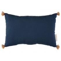 Nobodinoz Cushion Sublim NIGHT BLUE