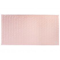 Nobodinoz Velvet Mattress ZANZIBAR Bloom pink