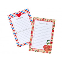 RICE magnetic note pad