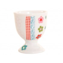 Colourful egg cup Good Morning by Overbeck & Friends