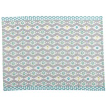 Overbeck and Friends kitchen towel Theresa grey