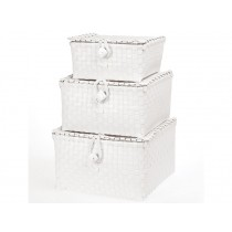 Overbeck box white