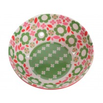 Overbeck and Friends melamine bowl Jamie