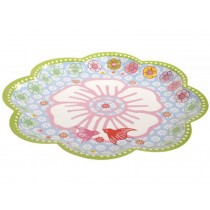 Large paper plates Joy by Overbeck & Friends