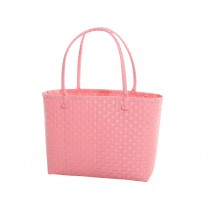 Overbeck and Friends bag pastel pink small