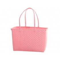 Overbeck and Friends bag pastel pink